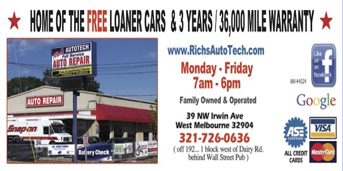 Permalink to: Rich's Auto Tech